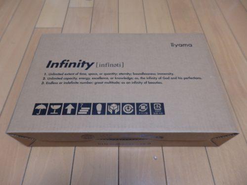 iiyama PC STYLE-FH14梱包